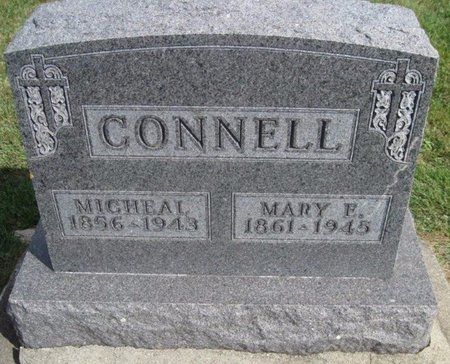 CONNELL, MARY E. - Chickasaw County, Iowa | MARY E. CONNELL