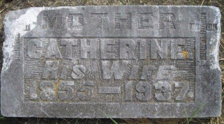 CONNERY, CATHERINE - Chickasaw County, Iowa | CATHERINE CONNERY