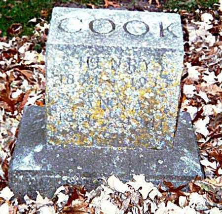 COOK, HENRY - Chickasaw County, Iowa | HENRY COOK