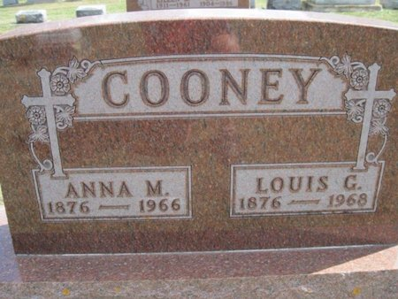 COONEY, LOUIS G. - Chickasaw County, Iowa | LOUIS G. COONEY
