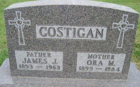 COSTIGAN, ORA M. - Chickasaw County, Iowa | ORA M. COSTIGAN