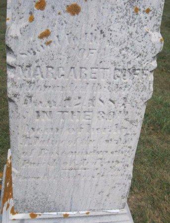 CUFF, MARGARET - Chickasaw County, Iowa | MARGARET CUFF