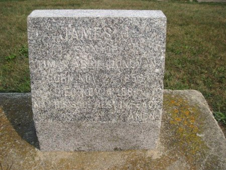 DONOVAN, JAMES J. - Chickasaw County, Iowa | JAMES J. DONOVAN