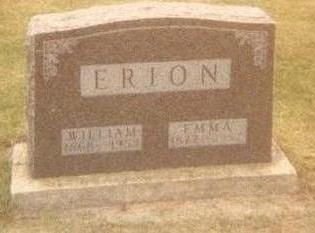 ERION, WILLIAM - Chickasaw County, Iowa | WILLIAM ERION