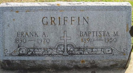 GRIFFIN, FRANK A. - Chickasaw County, Iowa | FRANK A. GRIFFIN