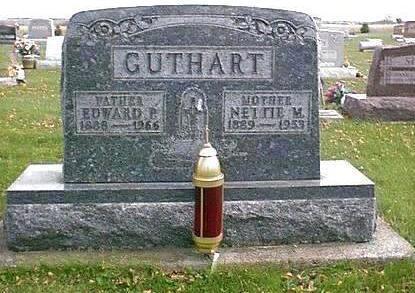GUTHART, EDWARD - Chickasaw County, Iowa | EDWARD GUTHART