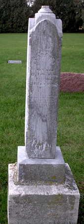 HAGEDORN, CLARA M.S. - Chickasaw County, Iowa | CLARA M.S. HAGEDORN