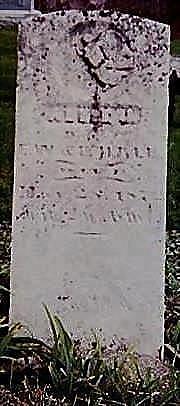 HALL, ALLEY J. - Chickasaw County, Iowa | ALLEY J. HALL