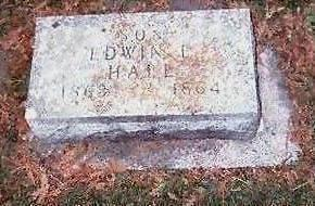 HALL, EDWIN E. - Chickasaw County, Iowa | EDWIN E. HALL