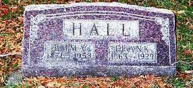HALL-WILSON, EMALINE - Chickasaw County, Iowa | EMALINE HALL-WILSON