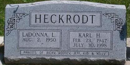 HECKRODT, KARL H. - Chickasaw County, Iowa | KARL H. HECKRODT