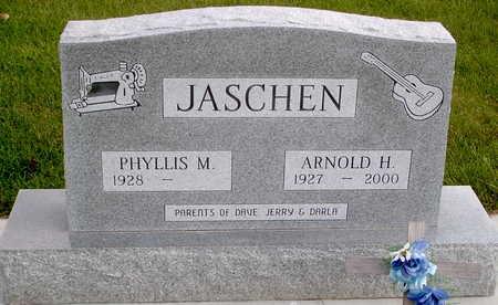 JASCHEN, ARNOLD H. - Chickasaw County, Iowa | ARNOLD H. JASCHEN