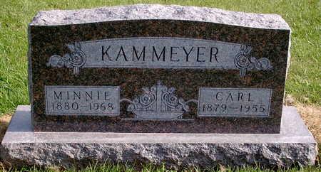 KAMMEYER, CARL - Chickasaw County, Iowa | CARL KAMMEYER