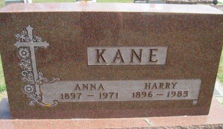 KANE, ANNA - Chickasaw County, Iowa | ANNA KANE