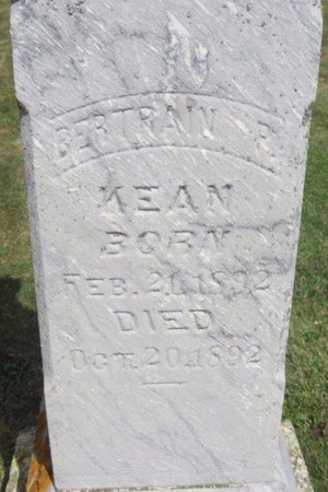 KEAN, BERTRAIN P. - Chickasaw County, Iowa | BERTRAIN P. KEAN