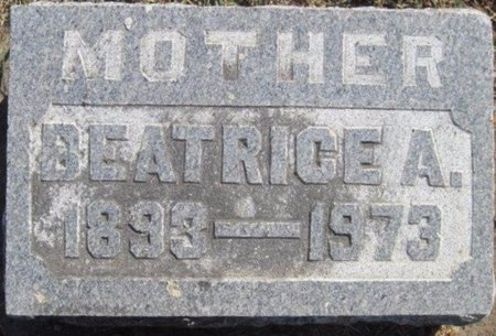 KING, BEATRICE A. - Chickasaw County, Iowa | BEATRICE A. KING