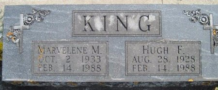 KING, HUGH F. - Chickasaw County, Iowa | HUGH F. KING
