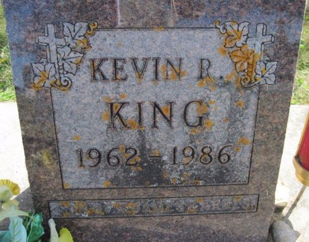 KING, KEVIN R. - Chickasaw County, Iowa | KEVIN R. KING