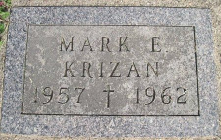 KRIZAN, MARK E. - Chickasaw County, Iowa | MARK E. KRIZAN