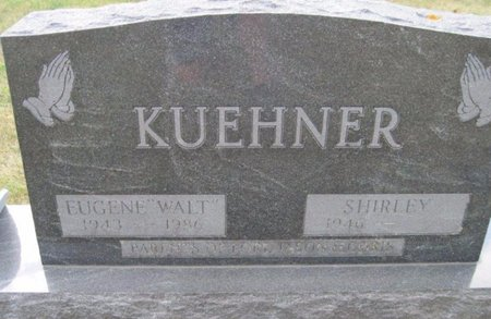KUEHNER, SHIRLEY - Chickasaw County, Iowa | SHIRLEY KUEHNER
