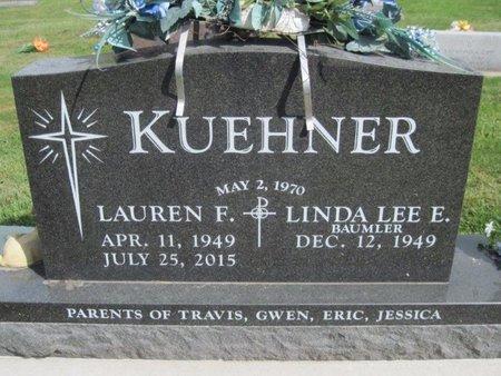 KUEHNER, LAUREN F. - Chickasaw County, Iowa | LAUREN F. KUEHNER