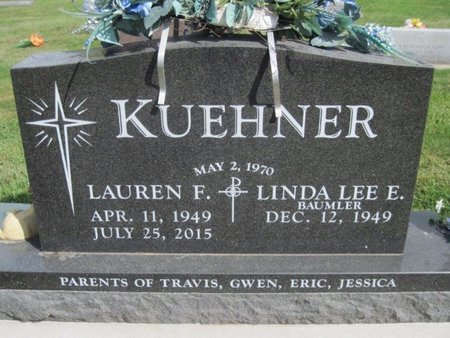 KUEHNER, LINDA LEE E. - Chickasaw County, Iowa | LINDA LEE E. KUEHNER