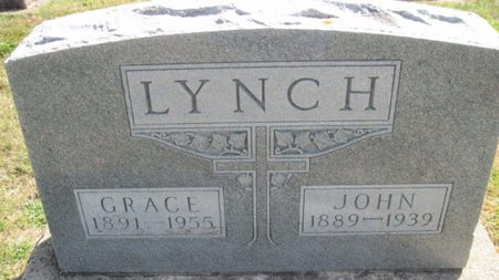 LYNCH, GRACE - Chickasaw County, Iowa | GRACE LYNCH