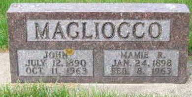 MAGLIOCCO, JOHN - Chickasaw County, Iowa | JOHN MAGLIOCCO