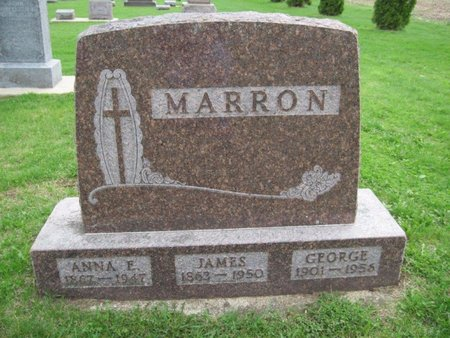 MARRON, JAMES - Chickasaw County, Iowa | JAMES MARRON