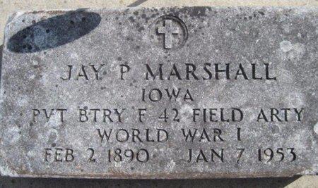 MARSHALL, JAY P. - Chickasaw County, Iowa | JAY P. MARSHALL
