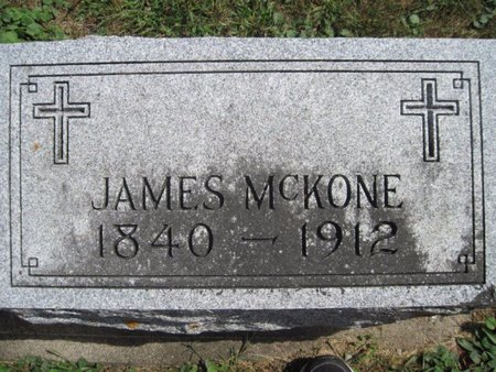 MCKONE, JAMES - Chickasaw County, Iowa | JAMES MCKONE