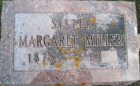 MILLER, MARGARET - Chickasaw County, Iowa | MARGARET MILLER