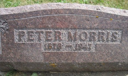 MORRIS, PETER - Chickasaw County, Iowa | PETER MORRIS