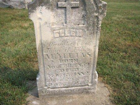 MULLINS, ELLEN - Chickasaw County, Iowa | ELLEN MULLINS