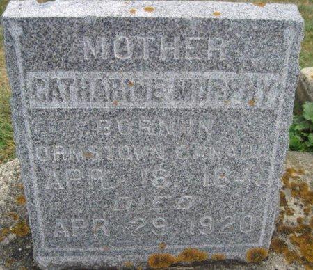MURPHY, CATHERINE - Chickasaw County, Iowa | CATHERINE MURPHY