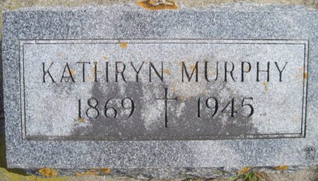 MURPHY, KATHRYN - Chickasaw County, Iowa | KATHRYN MURPHY