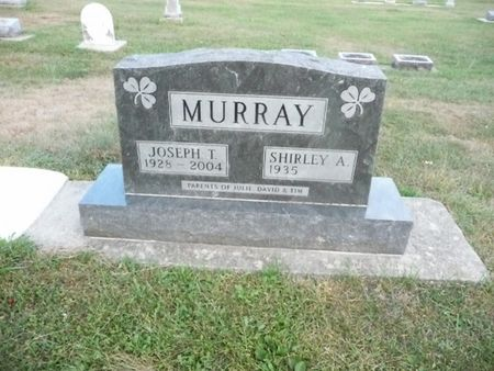GRIFFIN MURRAY, SHIRLEY A - Chickasaw County, Iowa | SHIRLEY A GRIFFIN MURRAY