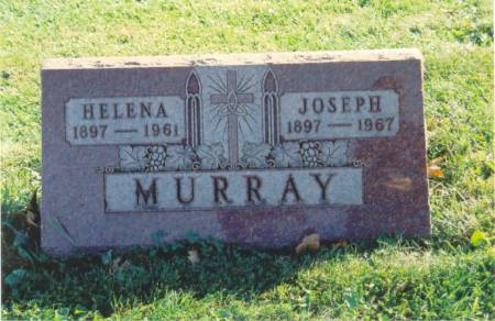 MURRAY, HELENA - Chickasaw County, Iowa | HELENA MURRAY