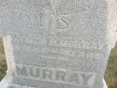 MURRAY, PATRICK H - Chickasaw County, Iowa | PATRICK H MURRAY