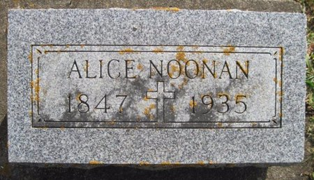NOONAN, ALICE - Chickasaw County, Iowa | ALICE NOONAN