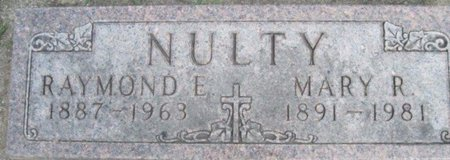 NULTY, MARY R. - Chickasaw County, Iowa | MARY R. NULTY
