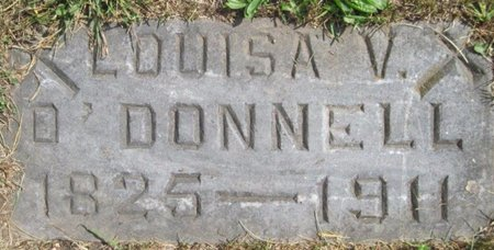 O'DONNELL, LOUISA V. - Chickasaw County, Iowa | LOUISA V. O'DONNELL