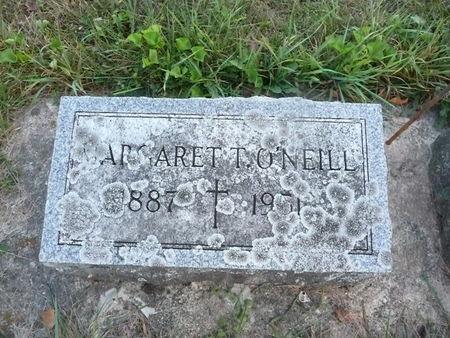 O'NEILL, MARGARET T - Chickasaw County, Iowa | MARGARET T O'NEILL