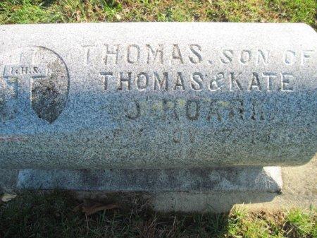 O'ROARK, THOMAS - Chickasaw County, Iowa | THOMAS O'ROARK
