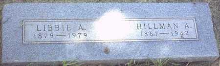 PARSON, HILLMAN A. - Chickasaw County, Iowa | HILLMAN A. PARSON