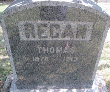 REGAN, THOMAS - Chickasaw County, Iowa | THOMAS REGAN
