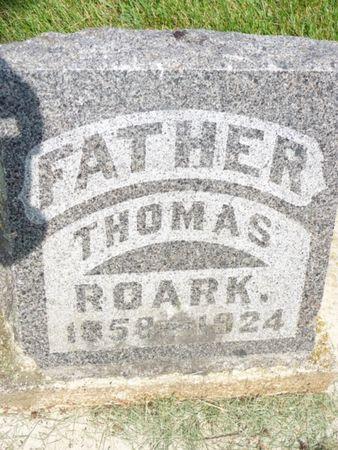ROARK, THOMAS - Chickasaw County, Iowa | THOMAS ROARK