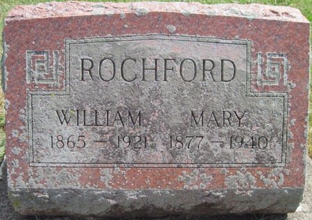 ROCHFORD, WILLIAM - Chickasaw County, Iowa | WILLIAM ROCHFORD