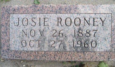 ROONEY, JOSIE - Chickasaw County, Iowa | JOSIE ROONEY
