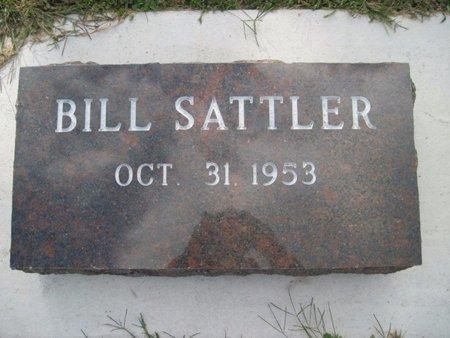 SATTLER, BILL - Chickasaw County, Iowa | BILL SATTLER